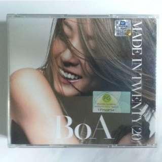 BoA Made In Twenty Audio CD