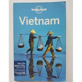 Lonely Planet Vietnam travel guide 11th edition 2012