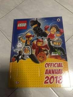 🚚 Leo Official annual 2018