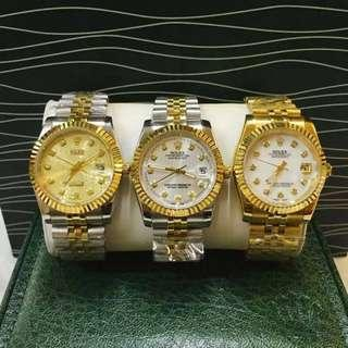 Rolex women watch