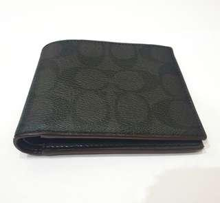 NEW: COACH Men's Wallet