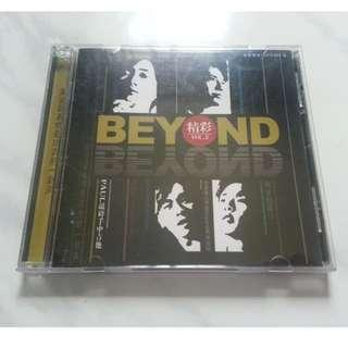 Beyond Audio Music CD