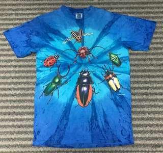 VTG 90's SERANGGA Tye Dye T-Shirt