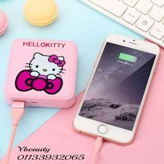 helloKitty powerbank