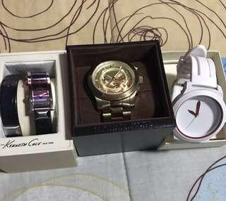 3 watches for 10k
