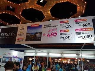 Berjaya Redang/Tioman/ Penang hotel for sale