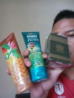 Parfum n body lotion from Dubai