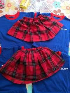 Global tots uniform xs