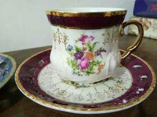 Seyei Japan tea cup n saucer