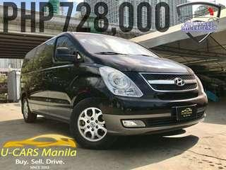 2012 Hyundai Starex VGT Gold  AT