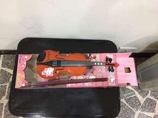 🚚 三麗鷗小提琴🎻玩具