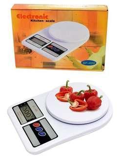 Timbangan dapur digital 10 kg SF-400