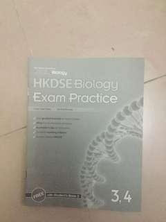 HKDSE Biology Exam Practice