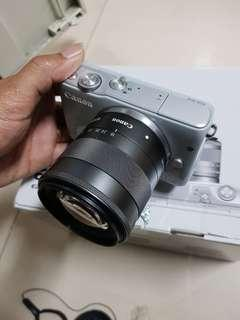 🚚 canon eos m10 body only