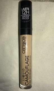 Camouflage High coverage Concealer
