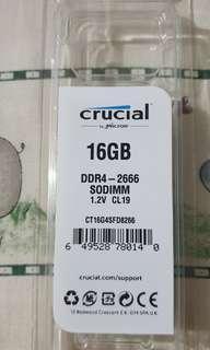 Laptop 16GB DDR4 RAM
