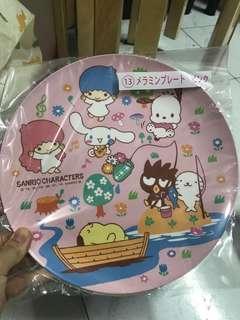 Sanrio 一番獎 膠碟 twins 玉桂狗pc狗布甸狗xo