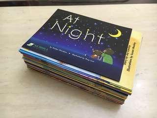 🚚 Children Easy Reading Books - English