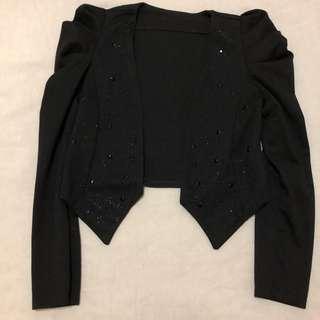 🚚 Black Jacket