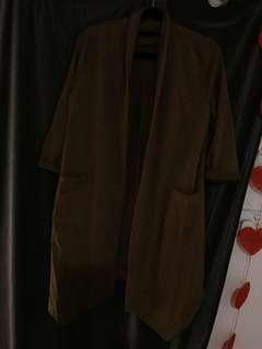 ❣️軍綠長身外套