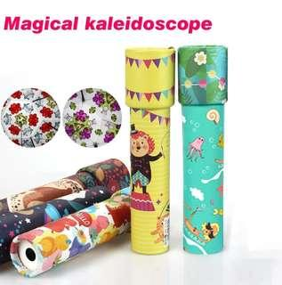 Magical kaleidoscope