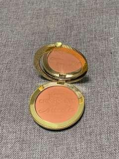 Too faced Dark chocolate bronzer. ALMOST NEW!!