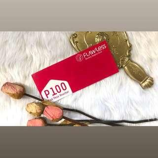 🌸 Flawless Pink Peso Voucher 🌸