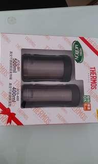 100% 新 Thermos 真空不銹鋼燜燒罐 及 保溫罐