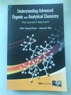 🚚 Understanding Advanced Organic and Analytical Chemistry