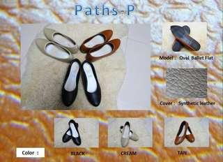 """Flatshoes Wanita """"ATHS"""""""