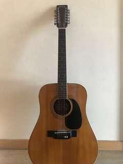 12-string guitar [VINTAGE]