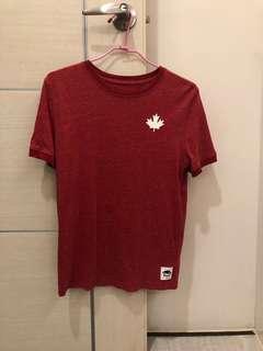 🚚 Roots加拿大🇨🇦純棉短袖T恤