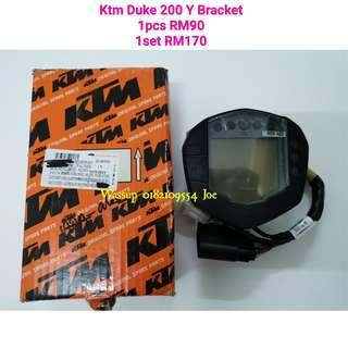 Original Ktm Duke Non Abs Meter