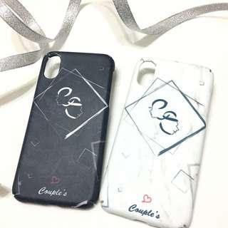 """The Classic Couple"" Phone Cases"