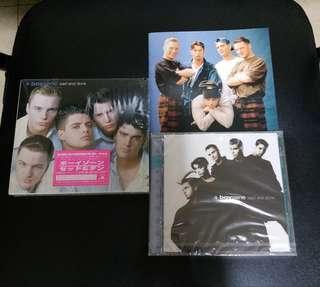 BOYZONE Said And Done 日版 首張 CD 全新未拆 附紙套和日文歌詞書相集