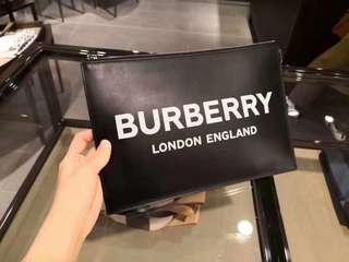 💯Ori BURBERRY Clutch Bag
