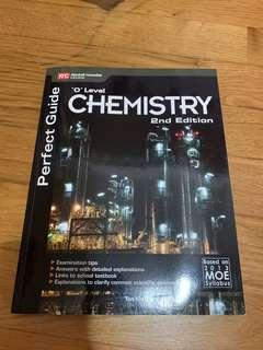 🚚 O Level Chemistry Perfect Guide 2nd Edition