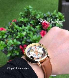 Chip & Dale 手錶