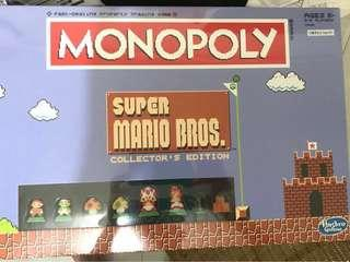 Super Mario Bros Monopoly brand new Nintendo 80s cheap