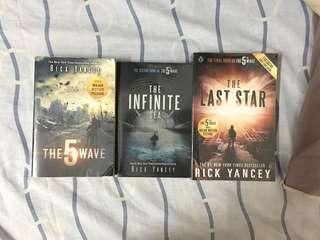 The 5th Wave Series