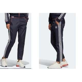 現貨 愛迪達三葉草 adidas originals 三條線logo運動褲ACTIVE TRACK DH2991