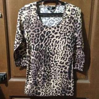 F&F Animal Printed Half sleeves