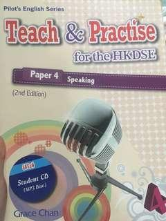 Teach & Practice for the HKDSE Paper 4 second edition