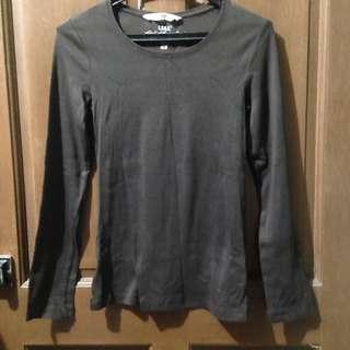 H&M Sweater (Dark Brown)