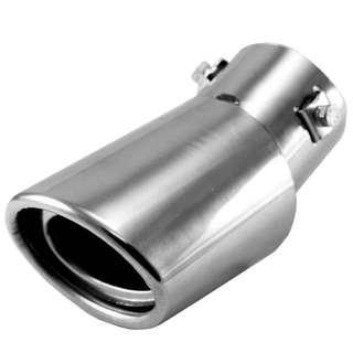 Drop Down Exhaust Pipe Muffler