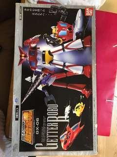 絕版 超合金魂 GX-06