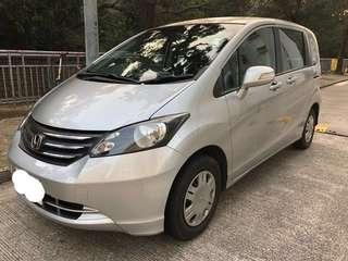 HONDA FREED 2011