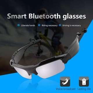 fashion Bluetooth headset glasses