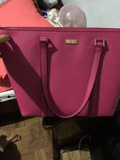 Kate spade newbury lane dally tote bag