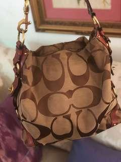 💯authentic Coach Tote Large #seppayday